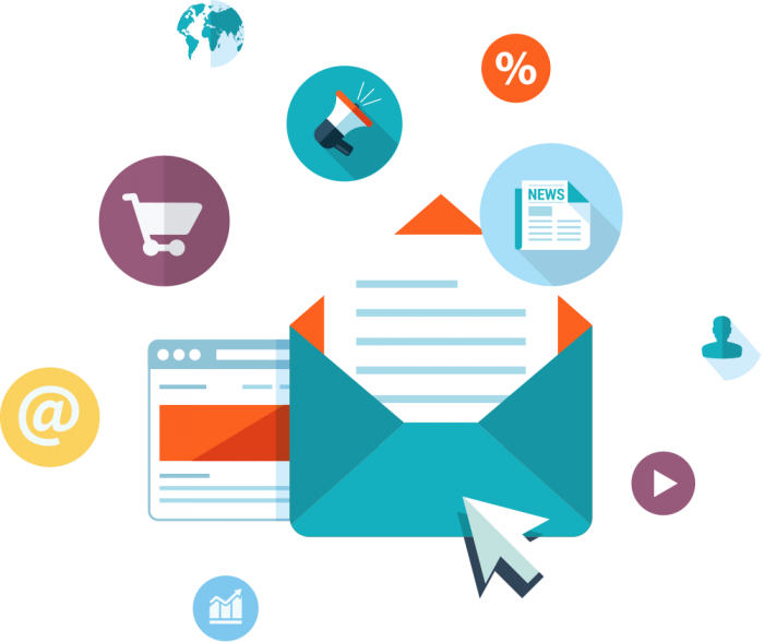 Email marketing service in sikar